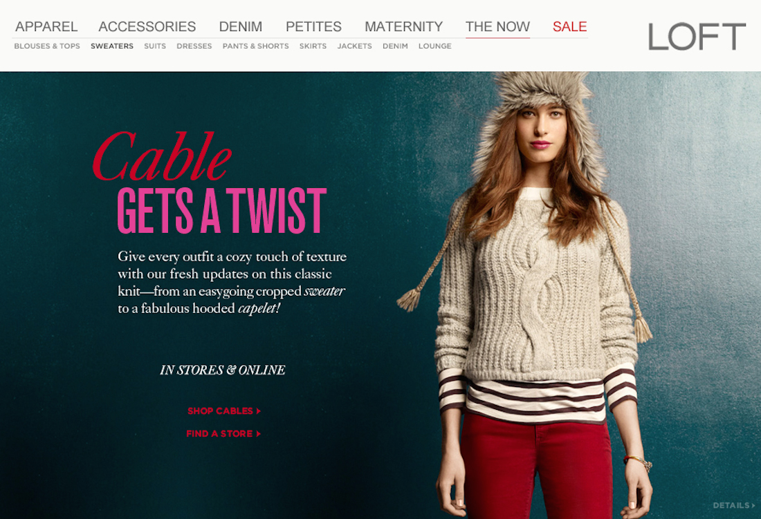 Fashion-copywriting-Landing-page-cable-full
