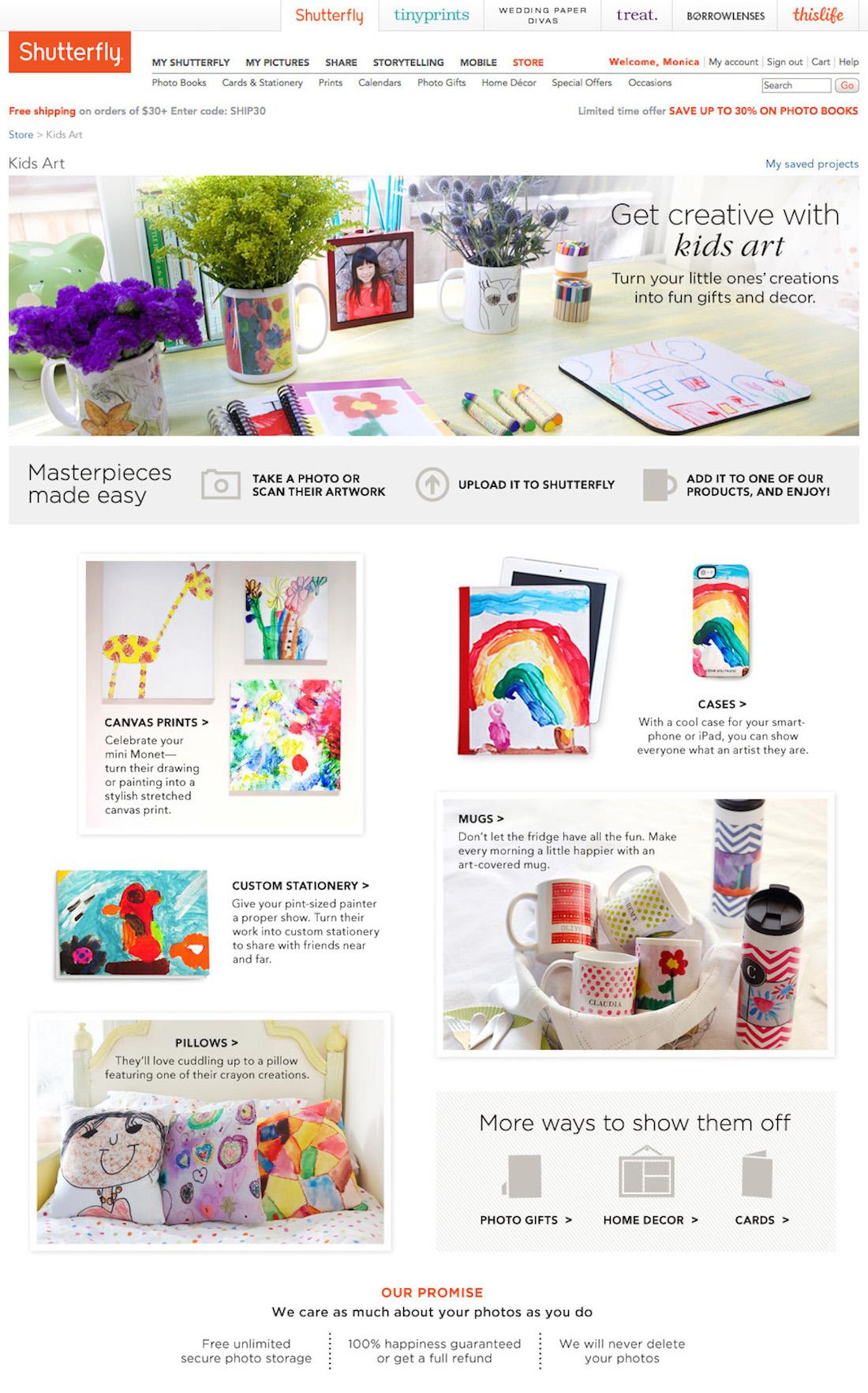 Retail-copywriting-landing-page-kids-art-full